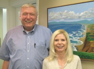 Dr. Bruce Stephenson and Ms. Linda Piccinini | Today's Dental Consulting
