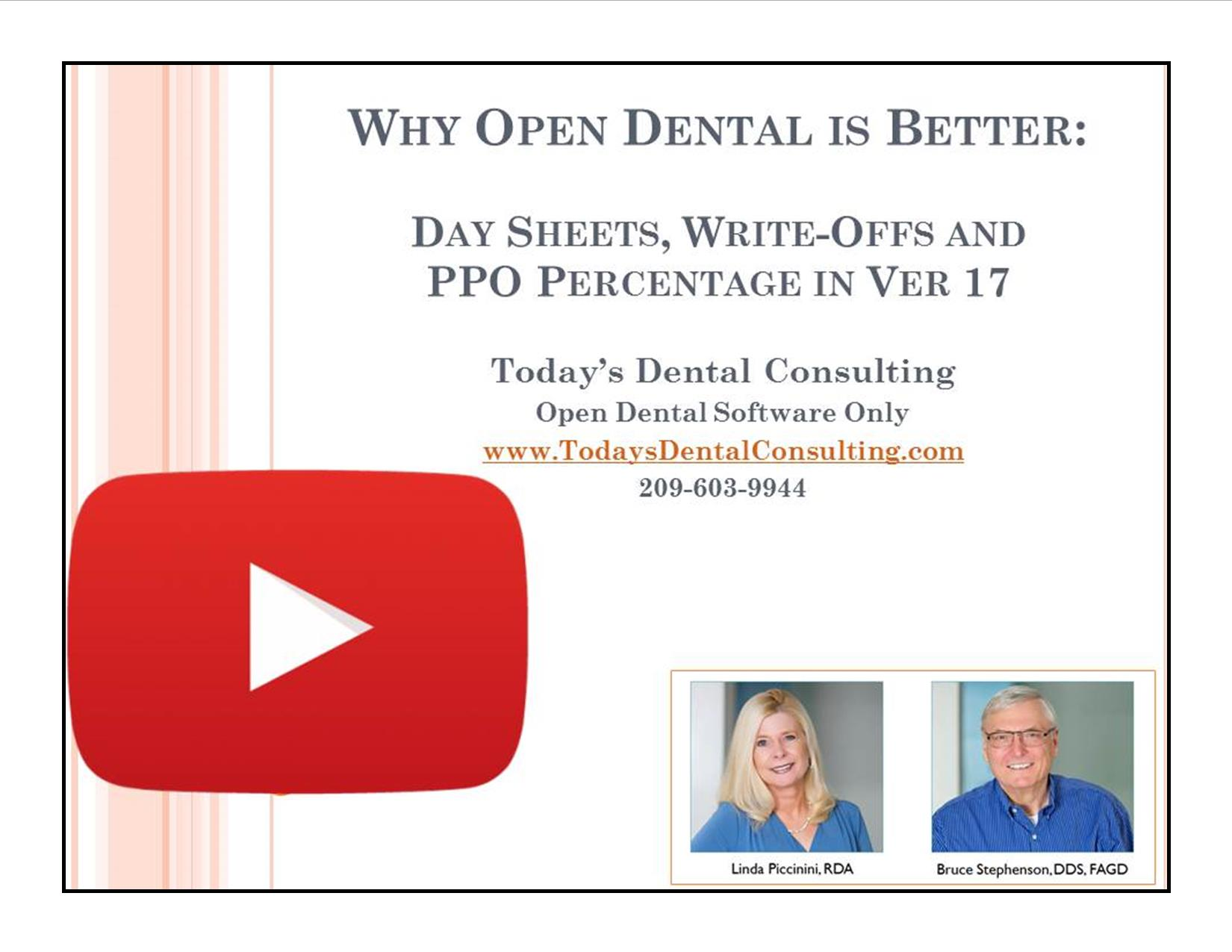 Why Open Dental is Better