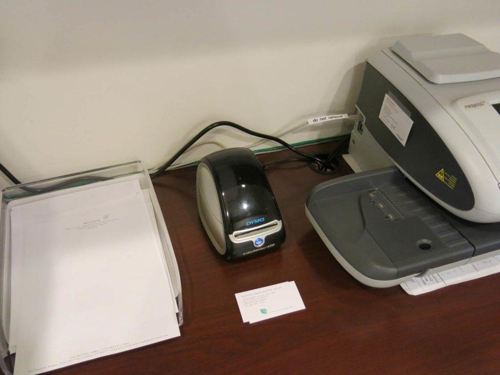 Label Printer – Today's Dental Consulting